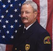 Battalion Chief David Allen