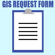 Icon for GIS Request Form