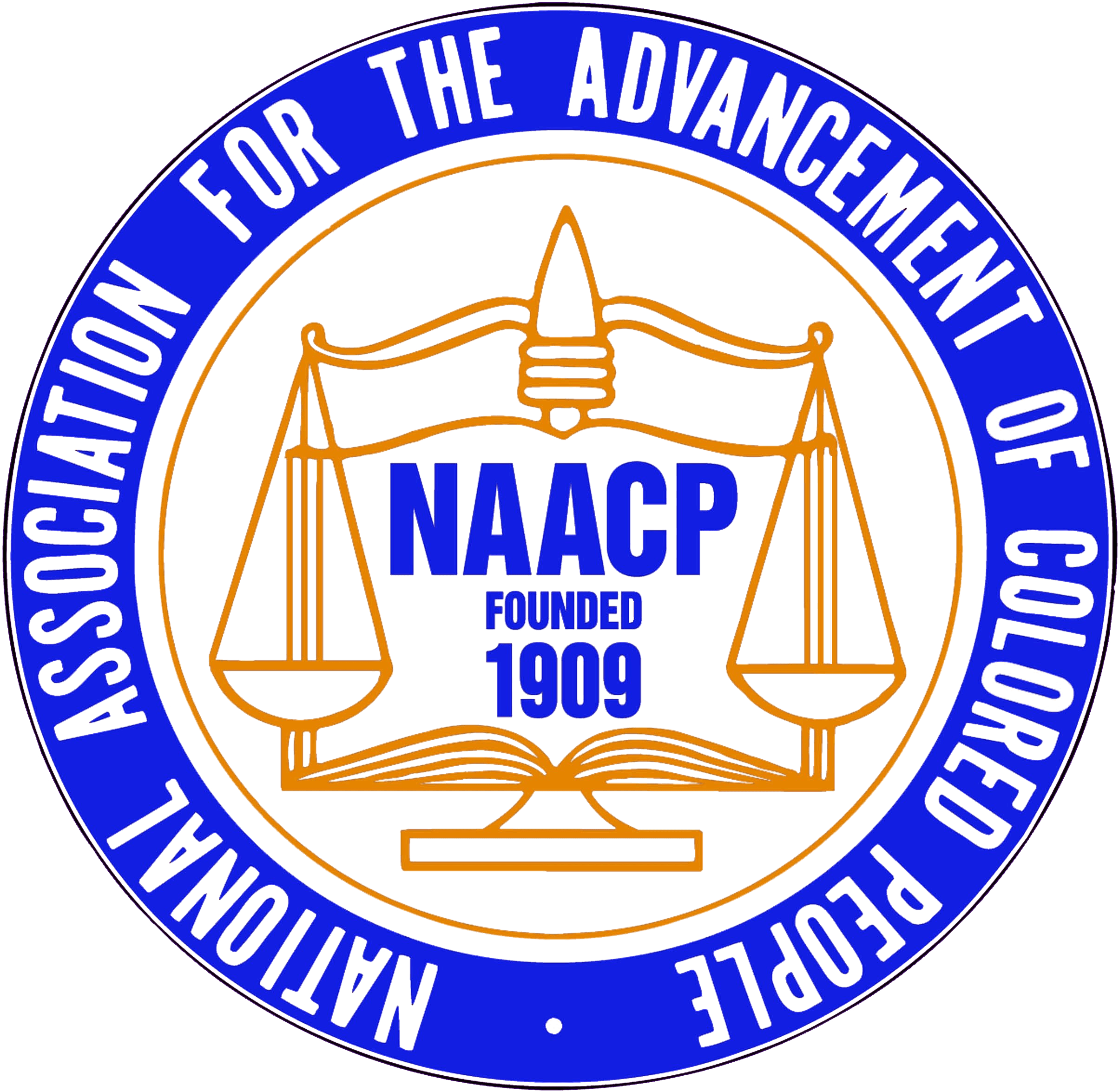NAACP-Logo Opens in new window